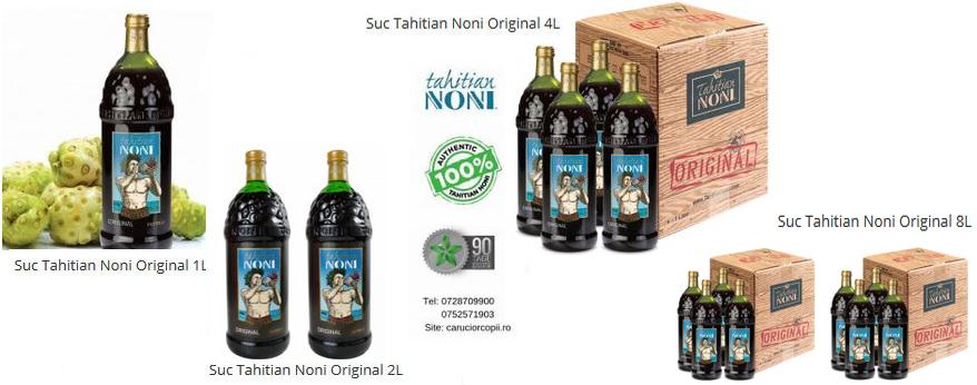 Care este prețul produsului Tahitian Noni Original?