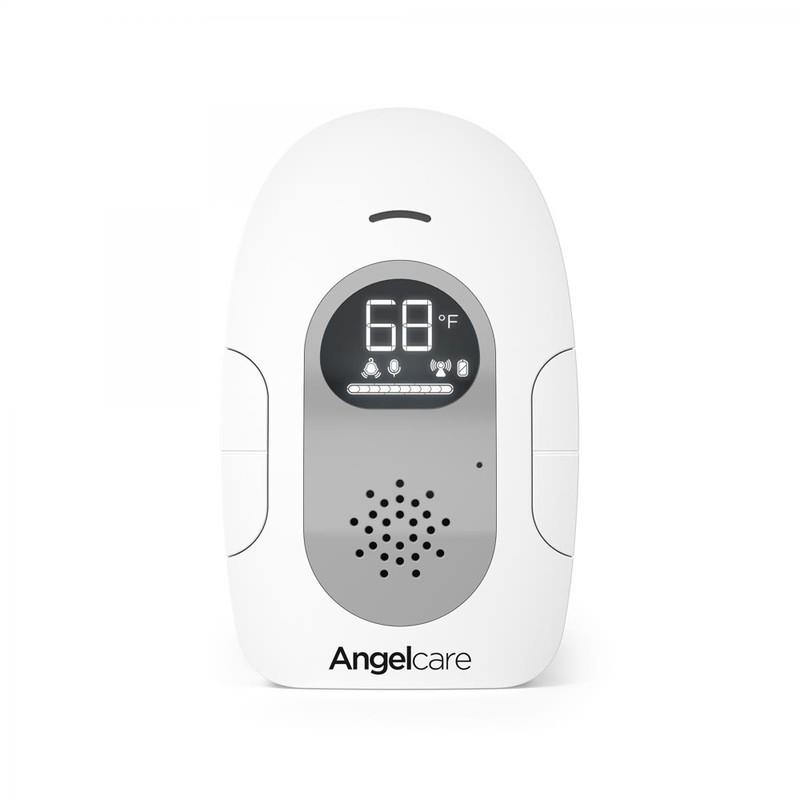Interfon si Monitor de miscare cu 2 placi de detectie wireless Angelcare AC127 2
