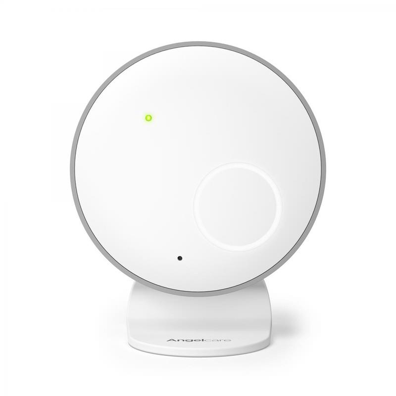 Interfon si Monitor de miscare cu 2 placi de detectie wireless Angelcare AC127 3