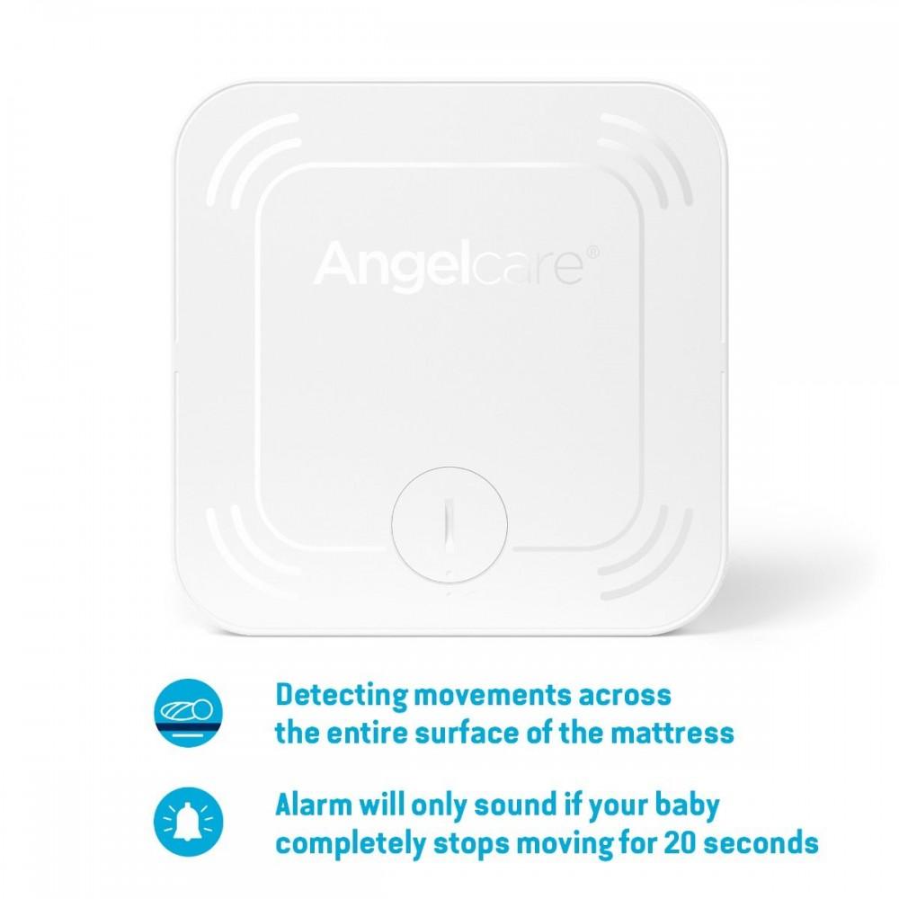 Videofon si Monitor de miscare cu placa de detectie wireless Angelcare AC327 3
