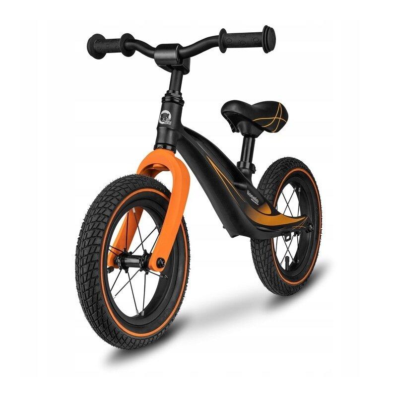 Bicicleta cu roti gonflabile fara pedale Bart - Lionelo [0]