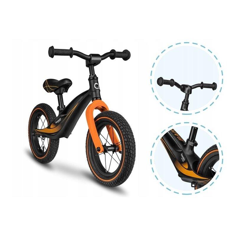 Bicicleta cu roti gonflabile fara pedale Bart - Lionelo [4]