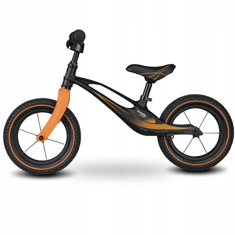 Bicicleta cu roti gonflabile fara pedale Bart - Lionelo [3]
