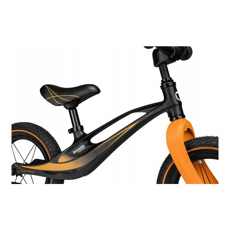 Bicicleta cu roti gonflabile fara pedale Bart - Lionelo [5]