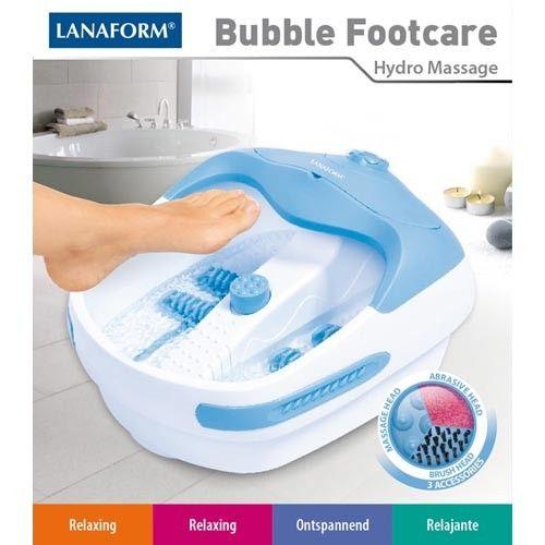 Aparat hidromasaj pentru picioare Bubble Footcare Lanaform 1