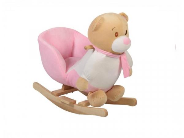 Balansoar plus pentru copii MONI Bear Roz WJ-635 [0]