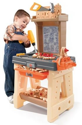 Banc de lucru pentru copii - Step2 0