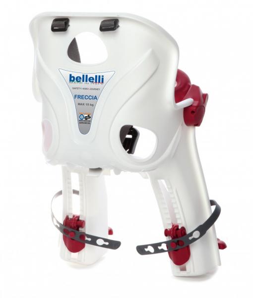 Bellelli Freccia B-Fix scaun bicicleta pentru copii pana la 15kg - Beige Vintage [3]