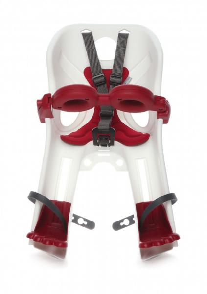 Bellelli Freccia B-Fix scaun bicicleta pentru copii pana la 15kg - Silver [1]
