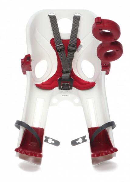 Bellelli Freccia B-Fix scaun bicicleta pentru copii pana la 15kg - Silver [2]