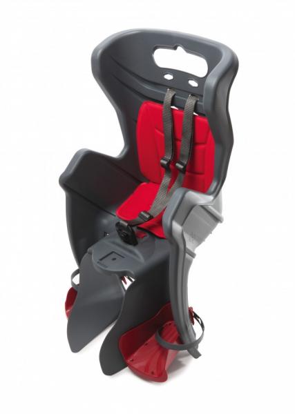 Bellelli Little Duck Standard Multifix scaun bicicleta pentru copii pana la 22kg - Dark Grey [1]