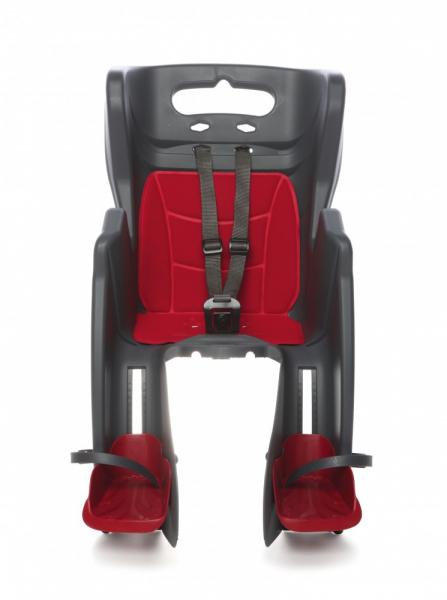 Bellelli Little Duck Standard Multifix scaun bicicleta pentru copii pana la 22kg - Dark Grey [0]