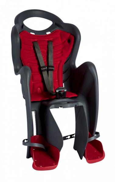 Bellelli Mr Fox Standard B-Fix scaun bicicleta pentru copii pana la 22kg - Dark Grey [0]