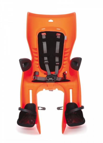 Bellelli Summer Relax B-Fix scaun bicicleta pentru copii pana la 22kg - Dark Grey [1]