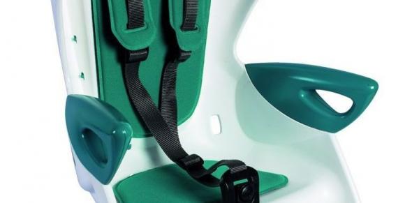Bellelli Summer Relax B-Fix scaun bicicleta pentru copii pana la 22kg - White Turquoise [2]