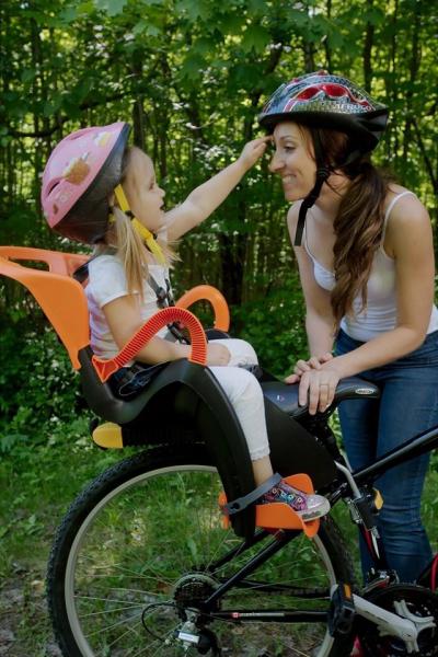 Bellelli Tiger Relax B-Fix scaun bicicleta pentru copii pana la 22kg - White Turquoise [1]