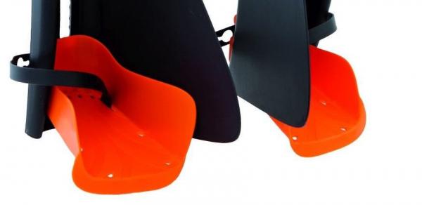 Bellelli Tiger Standard B-Fix scaun bicicleta pentru copii pana la 22kg - White Red [9]