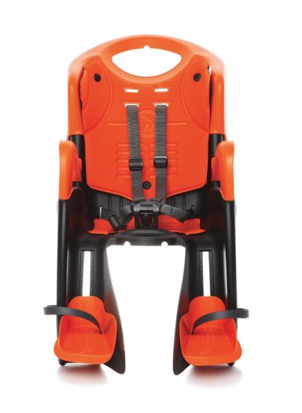 Bellelli Tiger Standard B-Fix scaun bicicleta pentru copii pana la 22kg - White Red [1]
