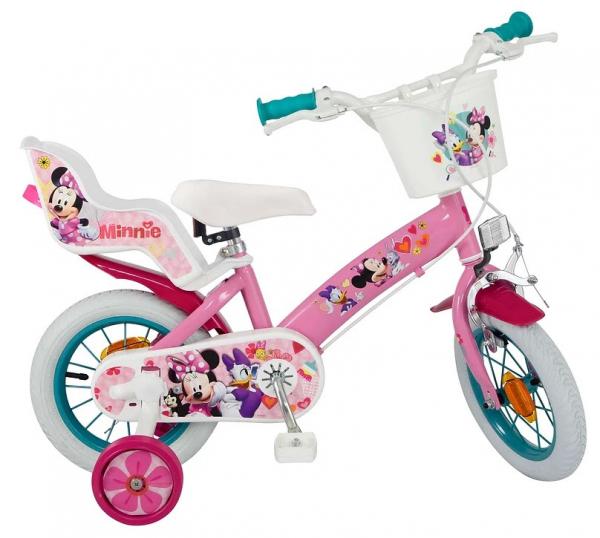 """Bicicleta 12"""" Mickey Mouse Club House, fete - Toimsa [0]"""