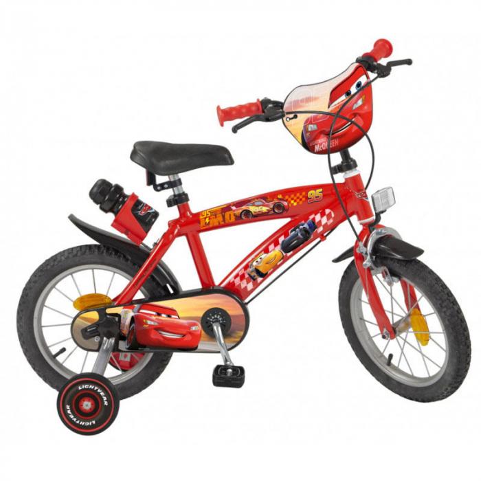 "Bicicleta 14"" Cars - Toimsa 0"