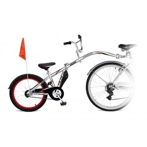 Bicicleta Co-Pilot - WeeRide 0
