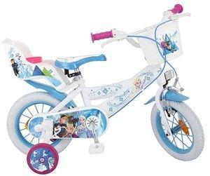 Bicicleta copii 12 Frozen - Toimsa 0
