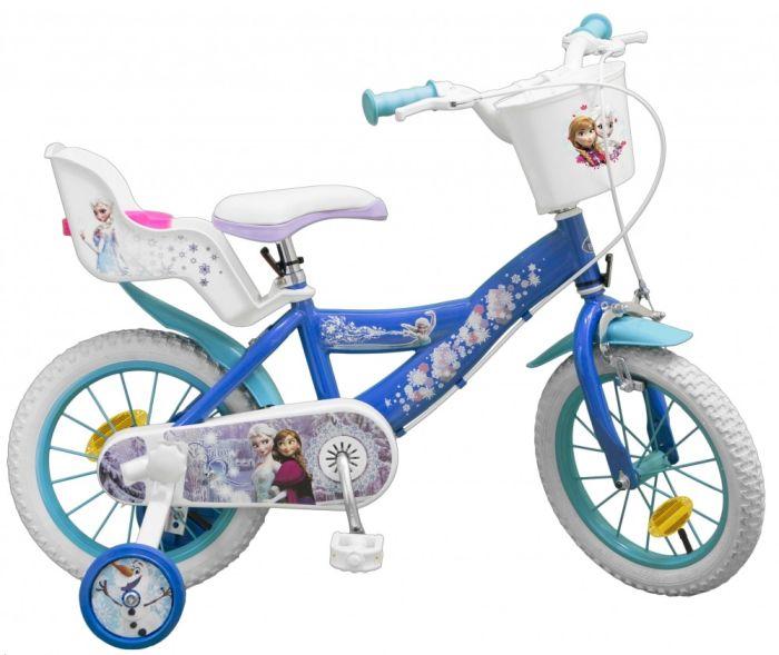 Bicicleta copii 14 Frozen - Toimsa 0