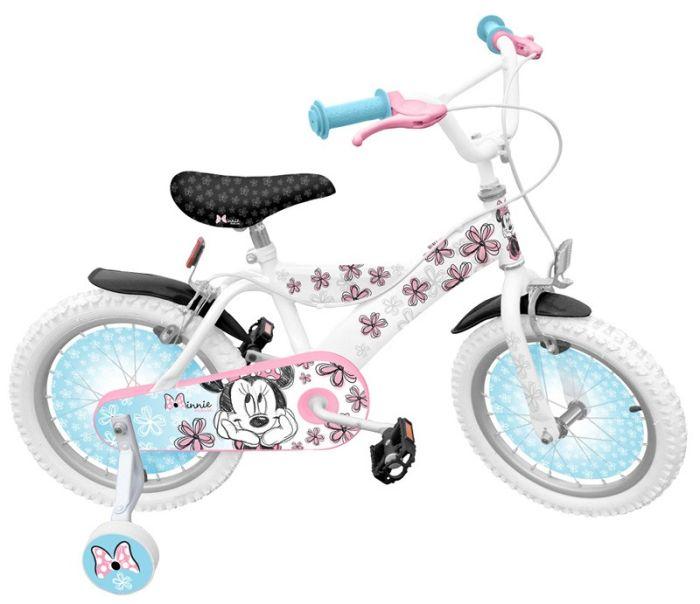 Bicicleta copii Mash-UP Minnie 16 - Stamp 0