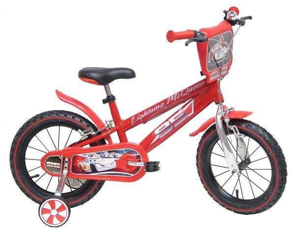 Bicicleta DENVER CARS 14'' 0