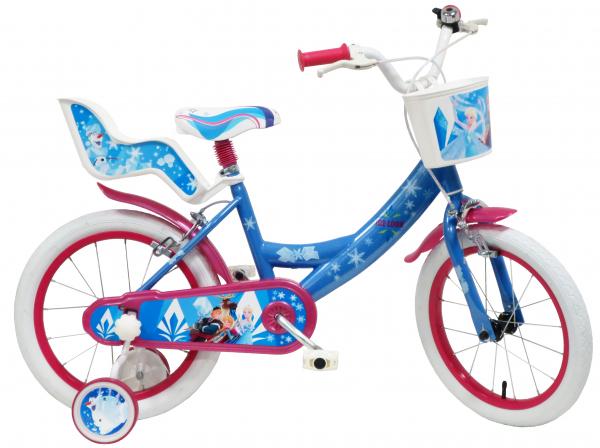 Bicicleta DENVER Frozen 16'' 0