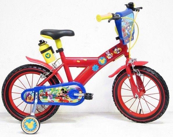 Bicicleta DENVER MICKEY MOUSE 14'' 0