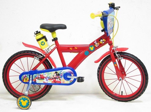 Bicicleta DENVER MICKEY MOUSE 16'' 0