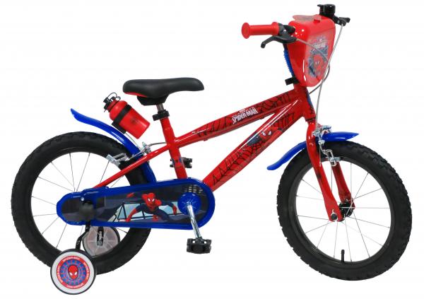 Bicicleta Denver Spiderman 16 inch [0]