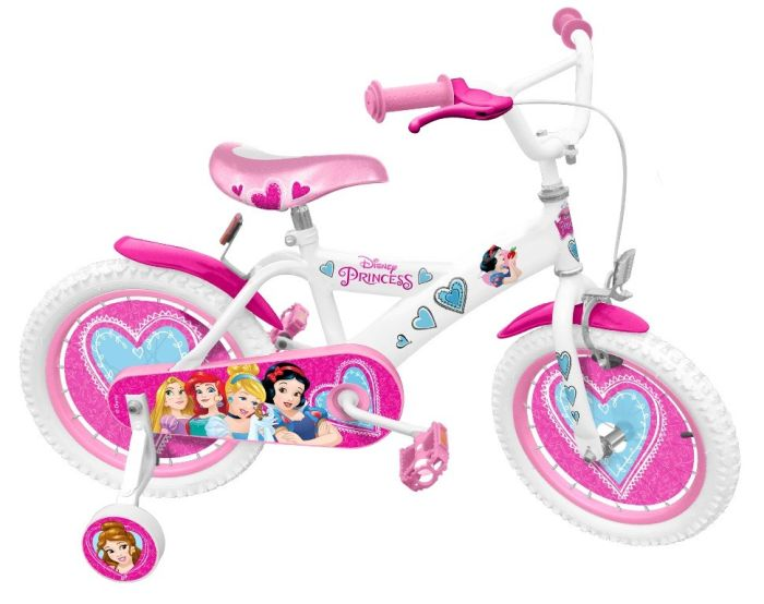 Bicicleta Disney Princess 16 - Stamp 0