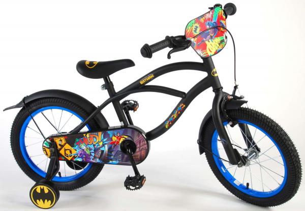 Bicicleta E&L Batman 16 inch [0]
