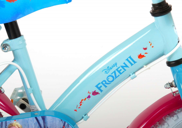 Bicicleta E&L Disney Frozen 12 inch [6]