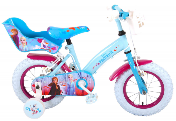 Bicicleta E&L Disney Frozen 12 inch [2]