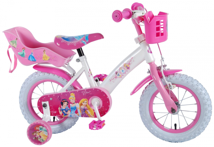 Bicicleta E&L Disney Princess 12'' 0