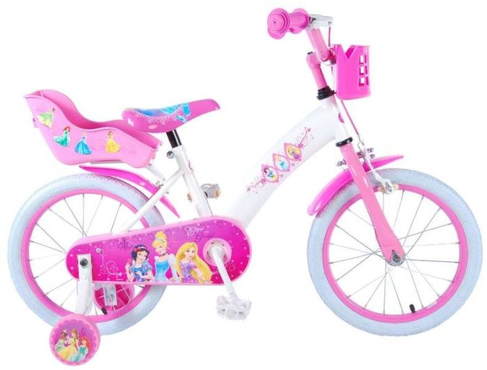 Bicicleta E&L Disney Princess 16'' 1