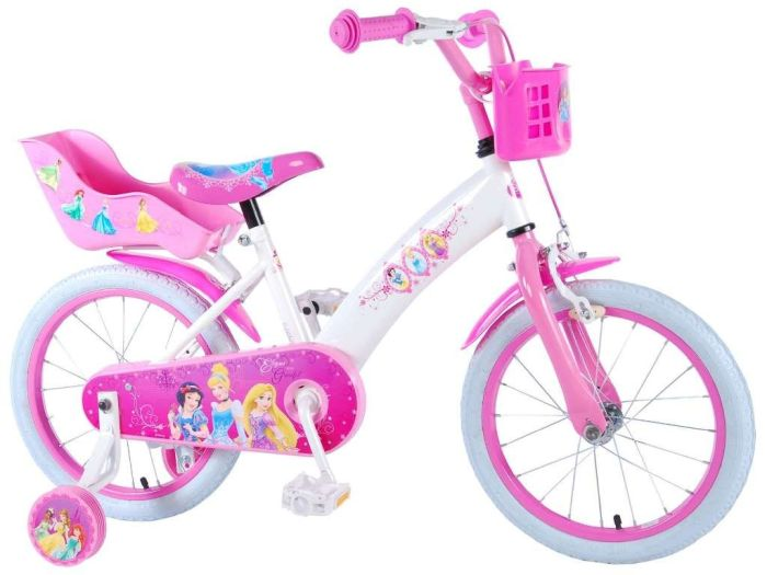 Bicicleta E&L Disney Princess 16'' 10