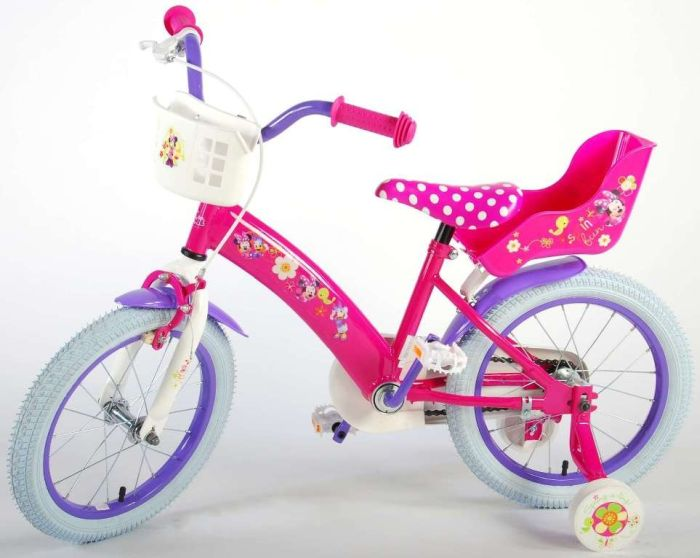 Bicicleta E&L Minnie Mouse 16''