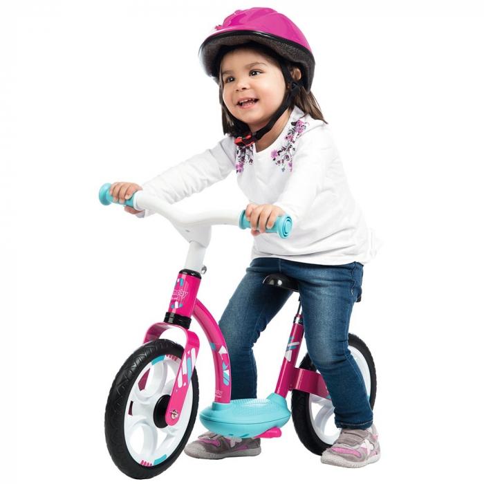 Bicicleta fara pedale Smoby Comfort [1]