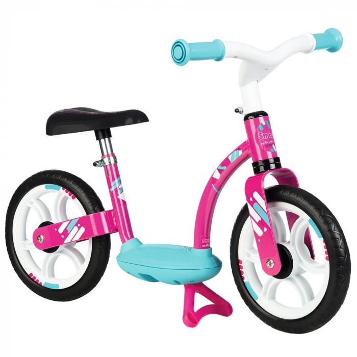 Bicicleta fara pedale Smoby Comfort [0]