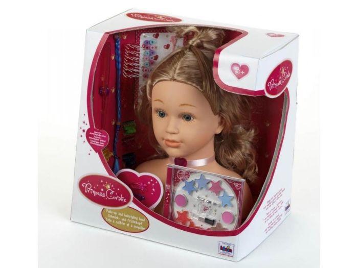 Bust Princess Coralie pentru machiat si coafat - mare NEW [0]
