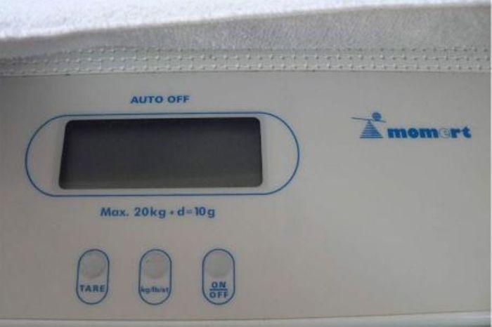 Cantar bebelusi nou nascuti si copii Momert 6420 electric 2