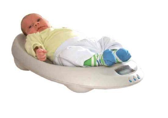 Cantar digital multifunctional pentru copii si bebelusi Momert 6400 1