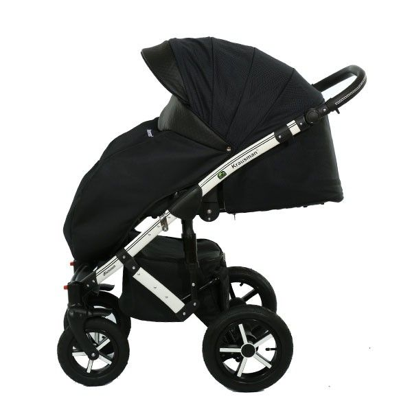 Carucior 3 in 1 Poema Black Ed. Limitata - Krausman 5