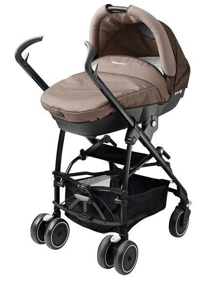 Carucior copii 3in1 Trio Maia - Bebe Confort 1