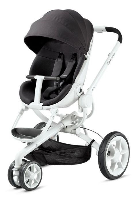 Carucior copii Moodd Quinny cu scaun auto Pebble Plus Maxi Cosi 0