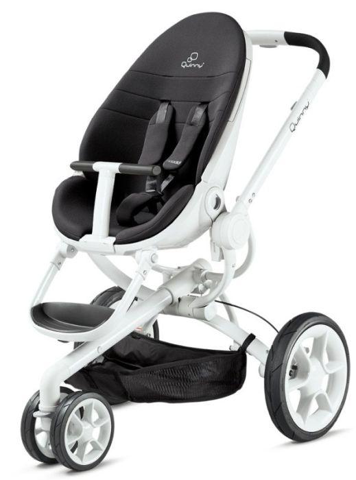Carucior copii Moodd Quinny cu scaun auto Pebble Plus Maxi Cosi 1